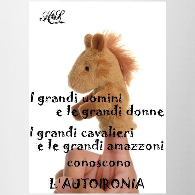 Tazza Autoironia
