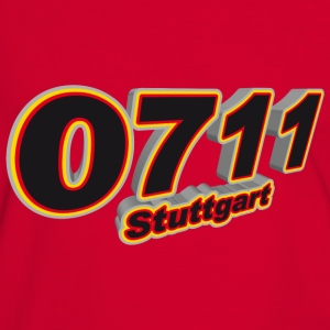 0711 Stuttgart - Men's Ringer Shirt