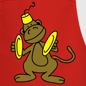 Dancing monkey  Aprons - Cooking Apron