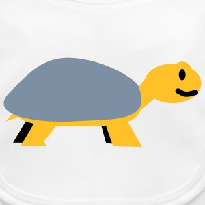 turtle Accessories - Baby Organic Bib