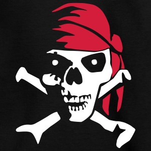 pirate_bones_022011_d_2c Shirts - Teenage T-shirt