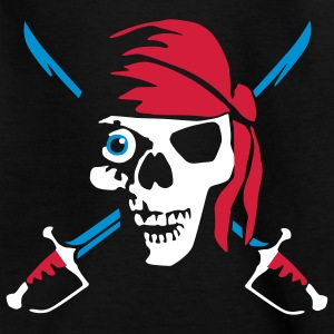 pirate_saber_022011_a_3c Kinder T-Shirts - Teenager T-Shirt