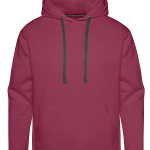 Rabbit cube Tops - Men's Premium Hoodie