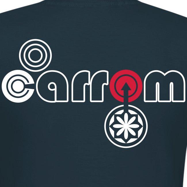 Carrom Damenshirt 1