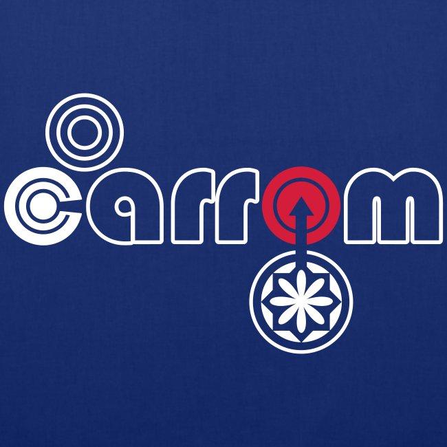 Carrom Stofftasche 1