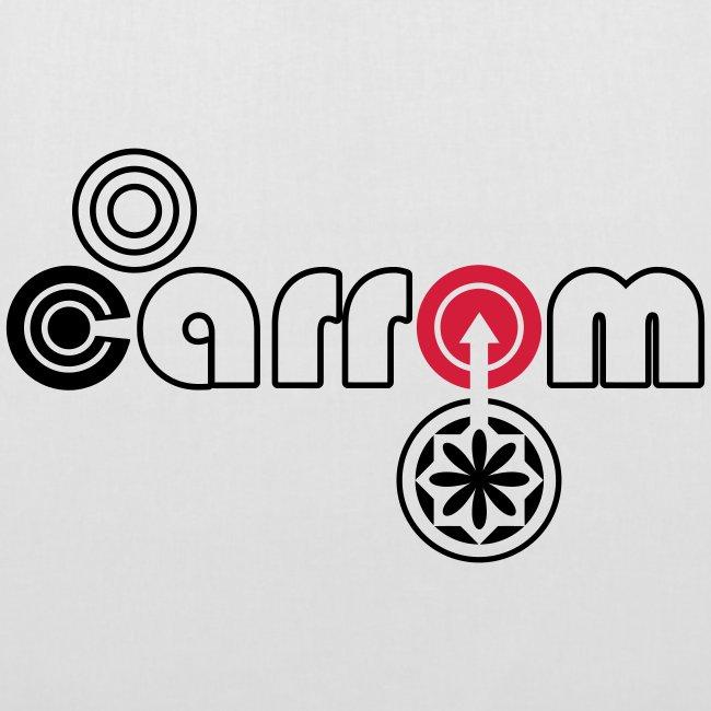 Carrom Stofftasche 2