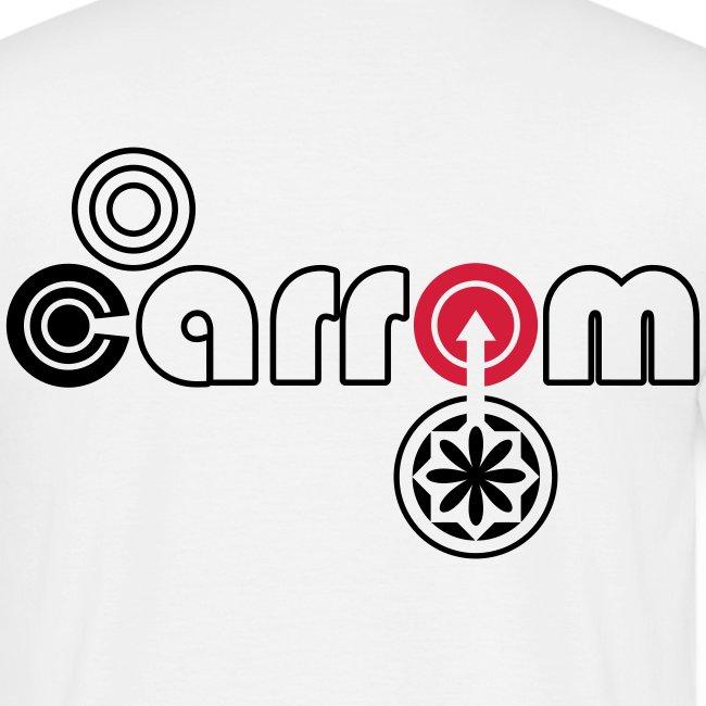 Carrom Shirt 1 + Name