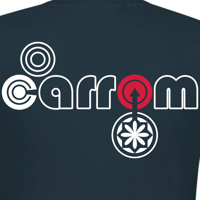 Carrom Damenshirt 1 + Name