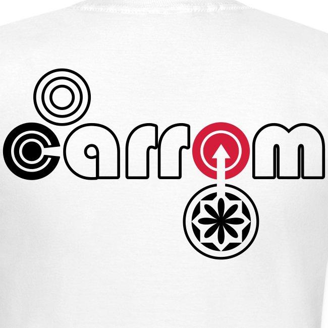 Carrom Damenshirt 2 + Name