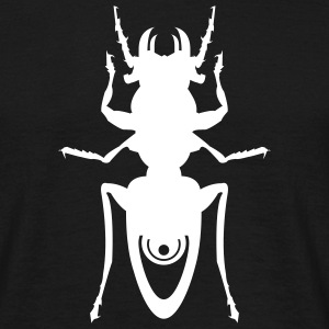 Meta4 Bug Vector T-shirts - Mannen T-shirt