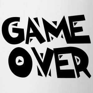 Game Over Tassen - Tasse
