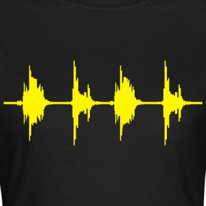 BASS BOX WAVE T-shirts - T-shirt Femme