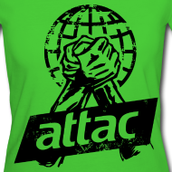 Motiv ~ Attac Shirt
