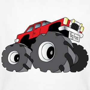 Big Foot - Monster Truck T-shirts - T-shirt bio Homme