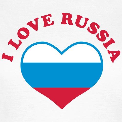 I LOVE (Heart) RUSSIA Herz 3c