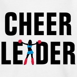 cheerleader_032011_o_3c Kinder T-Shirts - Teenager T-Shirt