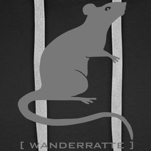 Ratte Maus Nager Nagetier Wanderratte