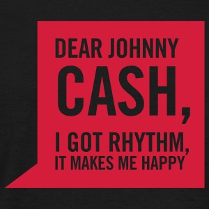 Cash black tee - Men's T-Shirt