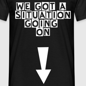 Situation - Men's T-Shirt