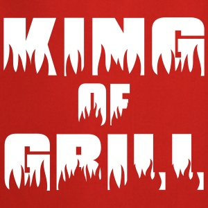 King of Grill - Grill - BBQ  Aprons - Cooking Apron