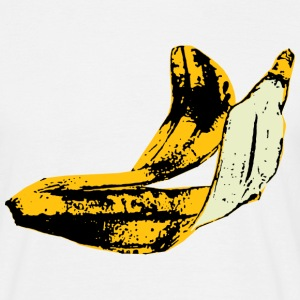 Not Andy Warhols Banana  - Männer T-Shirt