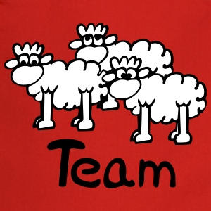 Team Sheep Tabliers - Tablier de cuisine