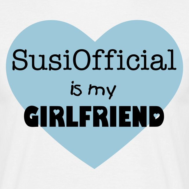 SUSIOFFICIAL IS MY GIRLFRIEND