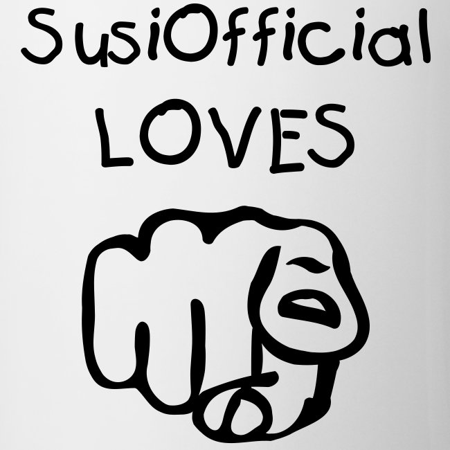 SUSI LOVES YOU...