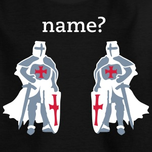 templar knight by Patjila Kids' Shirts - Teenage T-shirt