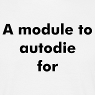 Design ~ A module to autodie for