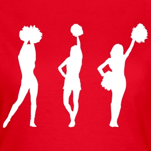 Cheerleader T-Shirts - Women's T-Shirt