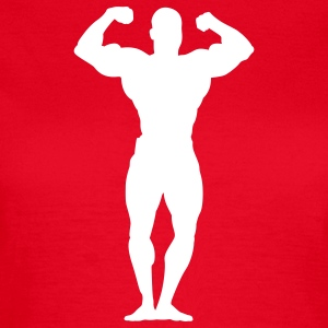 Bodybuilder T-Shirts - Frauen T-Shirt