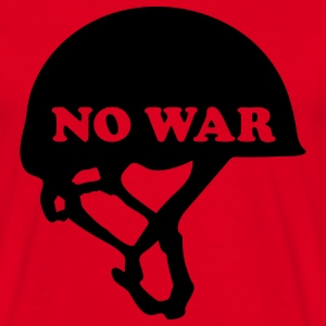 No War T-shirts - T-shirt herr