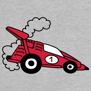 Red Racing Car Baby Shirts  - Baby T-Shirt