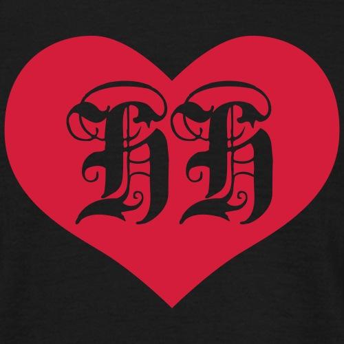 I Love (Heart) HH - Hansestadt Hamburg Herz 1c