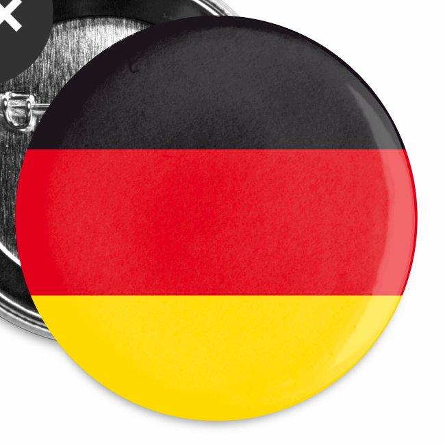 Deutschland Fahne Flagge Button Anstecker