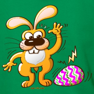 Easter Cracking Egg Hoodies & Sweatshirts - Men's Premium Hoodie