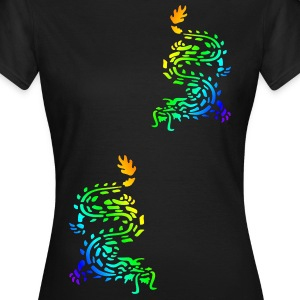 dragon fantasy Patjila T-shirts - Vrouwen T-shirt