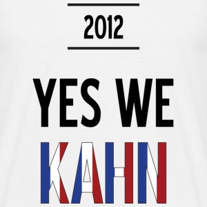 Yes we Kahn T-shirts - T-shirt Homme