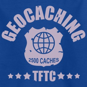 Geocaching Award 2500 - 1color - Teenager-T-shirt