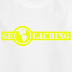 Geocaching -  1color - Teenage T-shirt