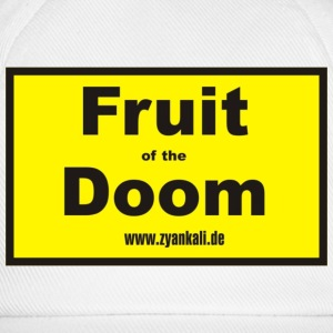 Fruit of the doom - Baseballkappe