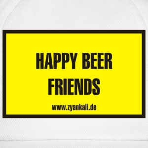 Happy beer friends - Baseballkappe