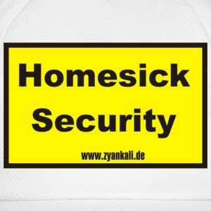Homesick security - Baseballkappe