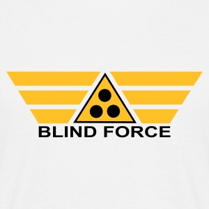 Blind Force - Männer T-Shirt