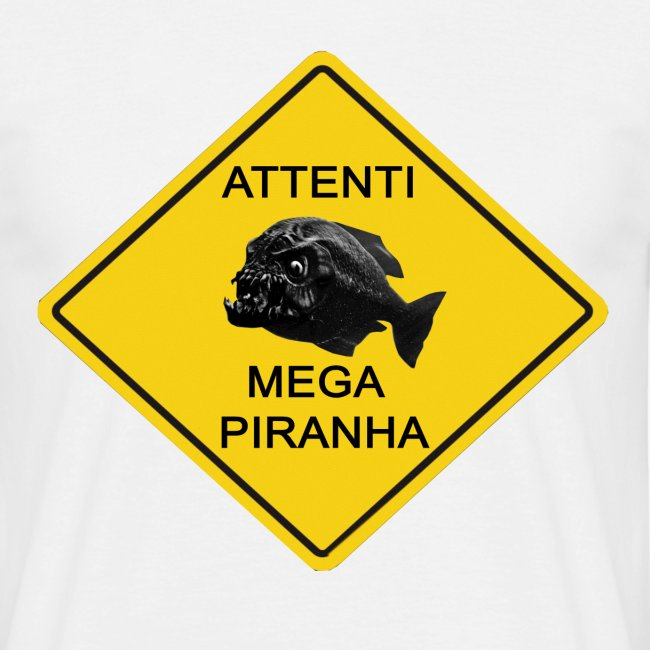 Mega Piranha (BIANCA)