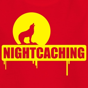 Nightcaching - 1color - T-shirt Ado
