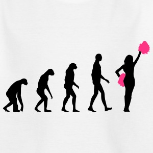 Evolution Cheerleading Kinder T-Shirts - Teenager T-Shirt
