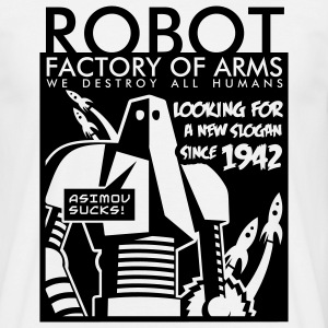 robot T-Shirts - Men's T-Shirt
