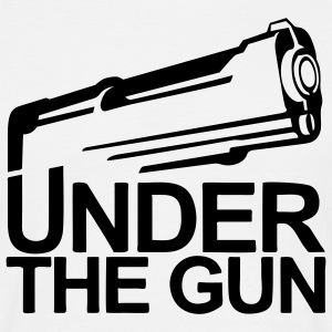 under the gun - UTG Poker T-shirts - T-shirt Homme